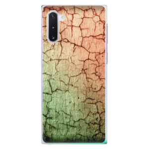 Plastové pouzdro iSaprio Cracked Wall 01 na mobil Samsung Galaxy Note 10
