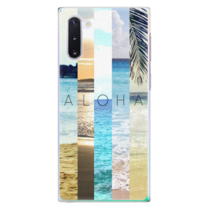 Plastové pouzdro iSaprio Aloha 02 na mobil Samsung Galaxy Note 10