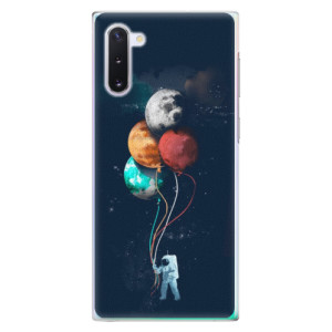 Plastové pouzdro iSaprio Balloons 02 na mobil Samsung Galaxy Note 10