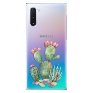 Plastové pouzdro iSaprio Cacti 01 na mobil Samsung Galaxy Note 10