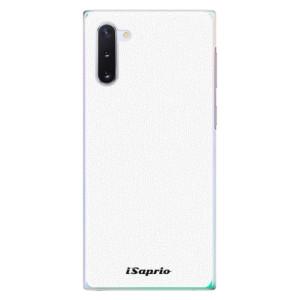 Plastové pouzdro iSaprio 4Pure bílé na mobil Samsung Galaxy Note 10