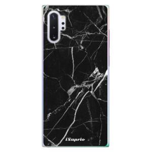 Plastové pouzdro iSaprio Black Marble 18 na mobil Samsung Galaxy Note 10 Plus