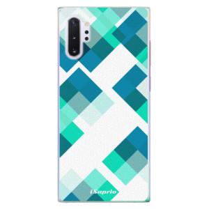Plastové pouzdro iSaprio Abstract Squares 11 na mobil Samsung Galaxy Note 10 Plus