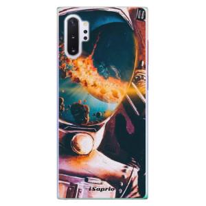 Plastové pouzdro iSaprio Astronaut 01 na mobil Samsung Galaxy Note 10 Plus