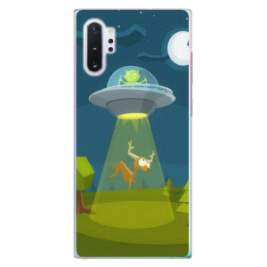 Plastové pouzdro iSaprio Alien 01 na mobil Samsung Galaxy Note 10 Plus