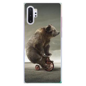 Plastové pouzdro iSaprio Bear 01 na mobil Samsung Galaxy Note 10 Plus