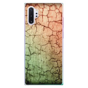 Plastové pouzdro iSaprio Cracked Wall 01 na mobil Samsung Galaxy Note 10 Plus