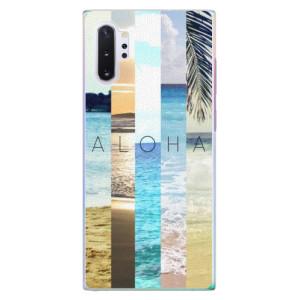 Plastové pouzdro iSaprio Aloha 02 na mobil Samsung Galaxy Note 10 Plus