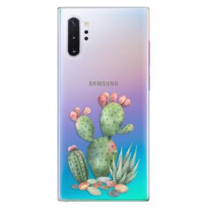 Plastové pouzdro iSaprio Cacti 01 na mobil Samsung Galaxy Note 10 Plus