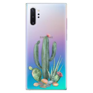 Plastové pouzdro iSaprio Cacti 02 na mobil Samsung Galaxy Note 10 Plus