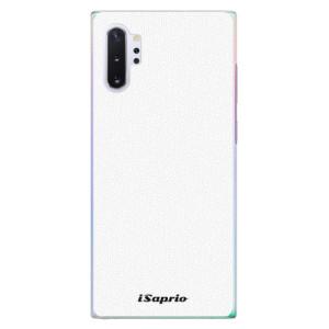 Plastové pouzdro iSaprio 4Pure bílé na mobil Samsung Galaxy Note 10 Plus