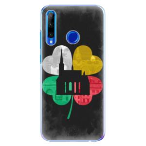 Plastový kryt iSaprio - Pilsen Lucky City pro mobil Honor 20 Lite