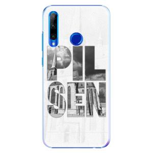 Plastové pouzdro iSaprio - Pilsen Bartoloměj na mobil Honor 20 Lite