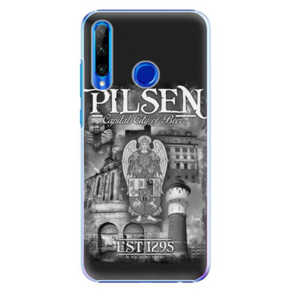 Plastový kryt iSaprio - Pilsen Beer City pro mobil Honor 20 Lite