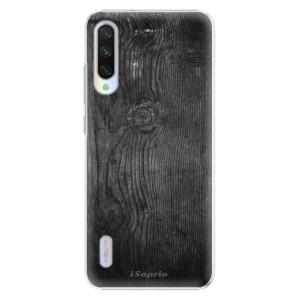 Plastové pouzdro iSaprio Black Wood 13 na mobil Xiaomi Mi A3