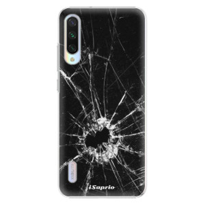Plastové pouzdro iSaprio Broken Glass 10 na mobil Xiaomi Mi A3