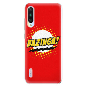 Plastové pouzdro iSaprio Bazinga 01 na mobil Xiaomi Mi A3