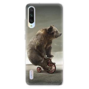 Plastové pouzdro iSaprio Bear 01 na mobil Xiaomi Mi A3