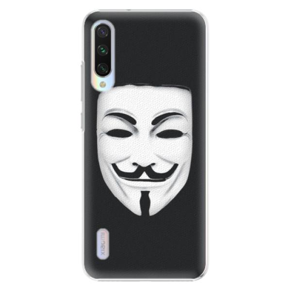 Plastové pouzdro iSaprio Vendeta na mobil Xiaomi Mi A3 (Plastový obal, kryt, pouzdro iSaprio Vendeta na mobil Xiaomi Mi A3)
