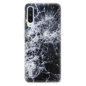 Plastové pouzdro iSaprio Cracked na mobil Xiaomi Mi A3