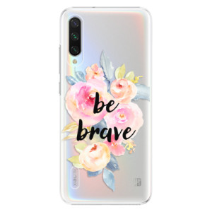 Plastové pouzdro iSaprio Be Brave na mobil Xiaomi Mi A3