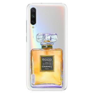 Plastové pouzdro iSaprio Chanel Gold na mobil Xiaomi Mi A3