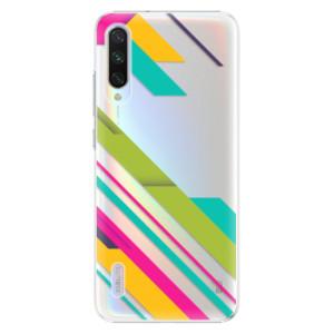 Plastové pouzdro iSaprio Color Stripes 03 na mobil Xiaomi Mi A3