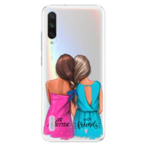 Plastové pouzdro iSaprio Best Friends na mobil Xiaomi Mi A3