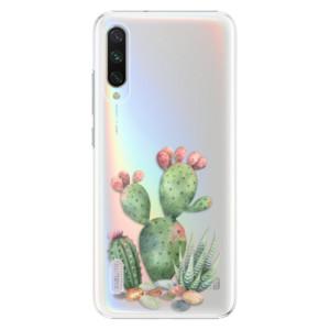 Plastové pouzdro iSaprio Cacti 01 na mobil Xiaomi Mi A3