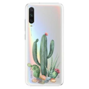Plastové pouzdro iSaprio Cacti 02 na mobil Xiaomi Mi A3