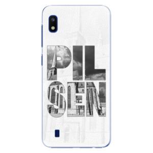 Plastové pouzdro iSaprio - Pilsen Bartoloměj na mobil Samsung Galaxy A10