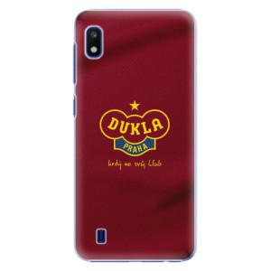 Plastové pouzdro iSaprio - FK Dukla Praha na mobil Samsung Galaxy A10