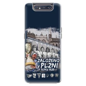 Plastové pouzdro iSaprio - Založeno v Plzni roku 1929 na mobil Samsung Galaxy A80
