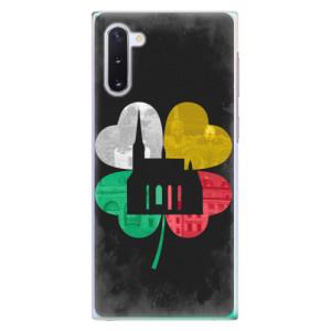 Plastový kryt iSaprio - Pilsen Lucky City pro mobil Samsung Galaxy Note 10