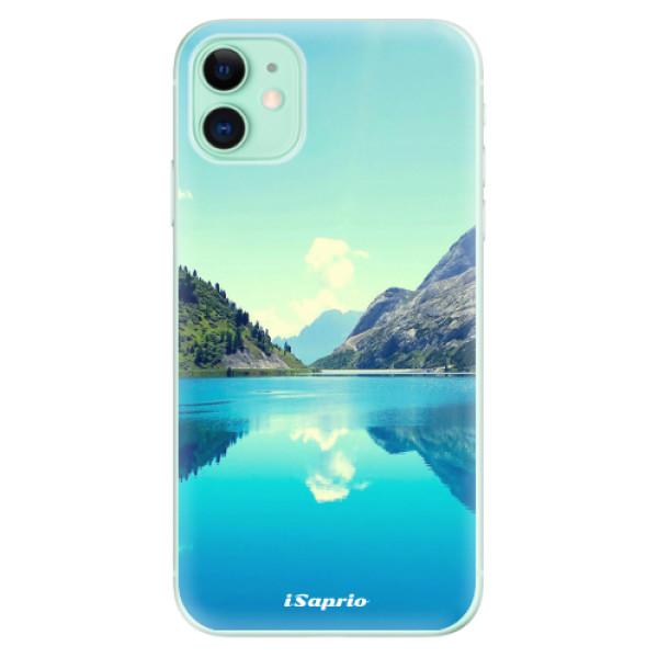 Silikonové odolné pouzdro iSaprio - Lake 01 na mobil Apple iPhone 11