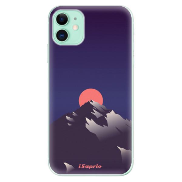 Silikonové odolné pouzdro iSaprio - Mountains 04 na mobil Apple iPhone 11