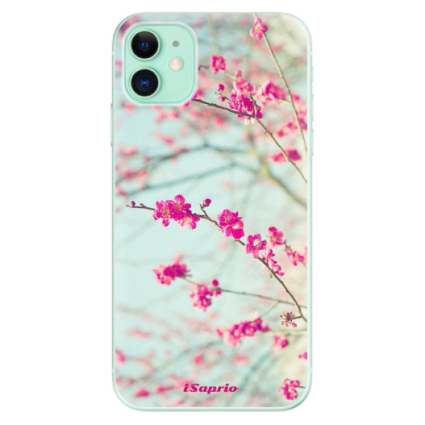 Silikonové odolné pouzdro iSaprio - Blossom 01 na mobil Apple iPhone 11
