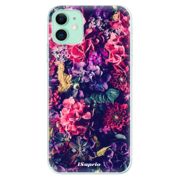 Silikonové odolné pouzdro iSaprio - Flowers 10 na mobil Apple iPhone 11