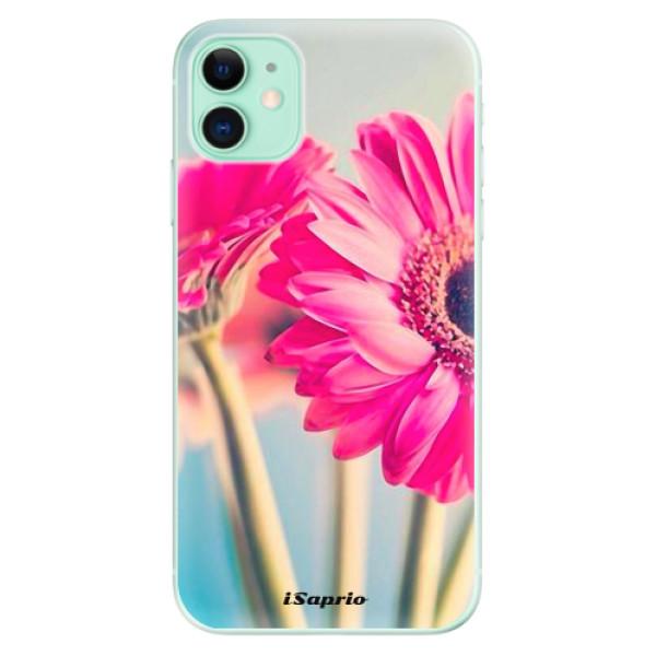Silikonové odolné pouzdro iSaprio - Flowers 11 na mobil Apple iPhone 11