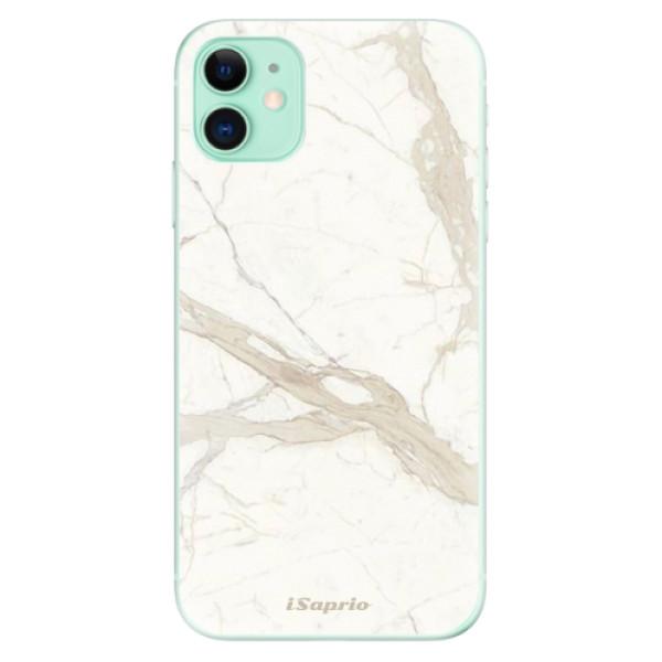 Silikonové odolné pouzdro iSaprio - Marble 12 na mobil Apple iPhone 11
