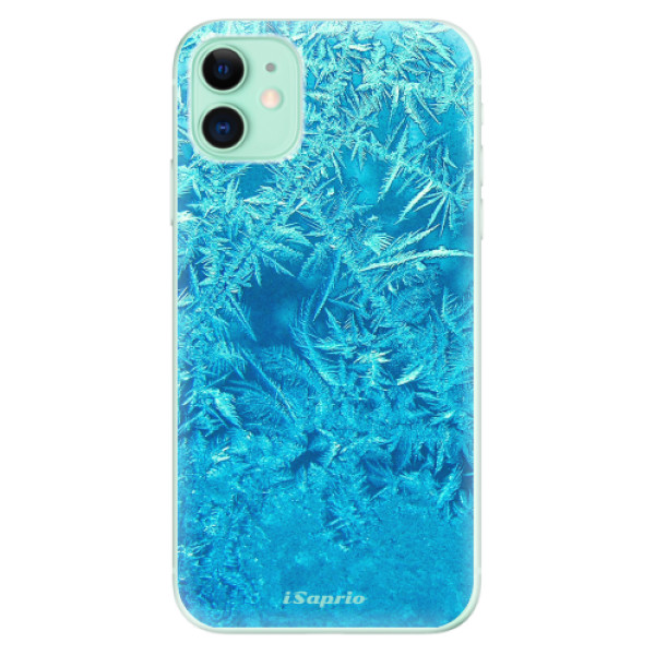 Silikonové odolné pouzdro iSaprio - Ice 01 na mobil Apple iPhone 11