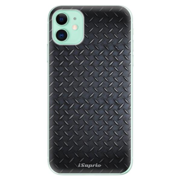 Silikonové odolné pouzdro iSaprio - Metal 01 na mobil Apple iPhone 11