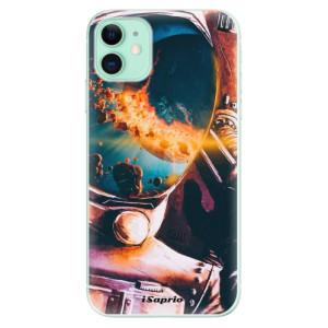 Silikonové odolné pouzdro iSaprio - Astronaut 01 na mobil Apple iPhone 11