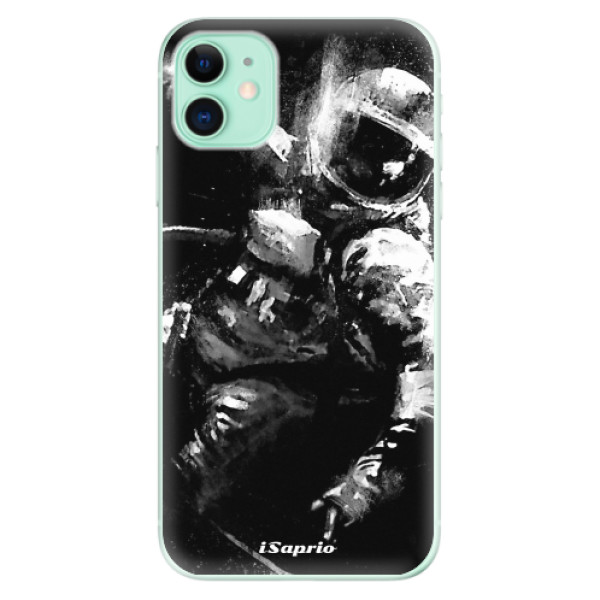 Silikonové odolné pouzdro iSaprio - Astronaut 02 na mobil Apple iPhone 11