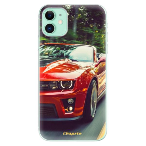 Silikonové odolné pouzdro iSaprio - Chevrolet 02 na mobil Apple iPhone 11