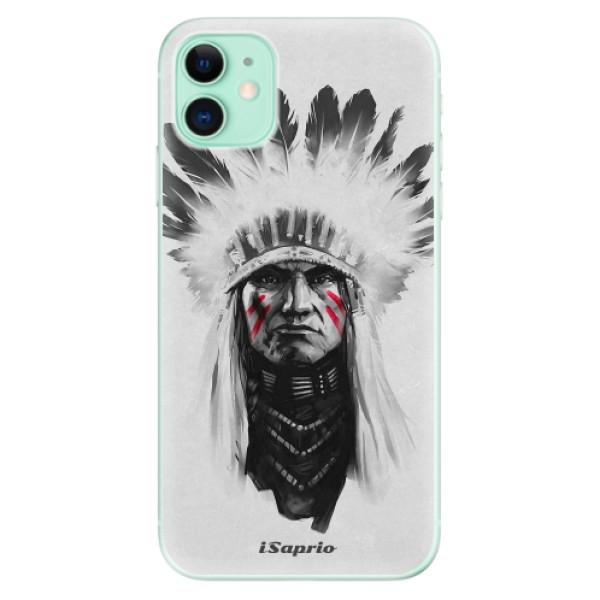 Silikonové odolné pouzdro iSaprio - Indian 01 na mobil Apple iPhone 11