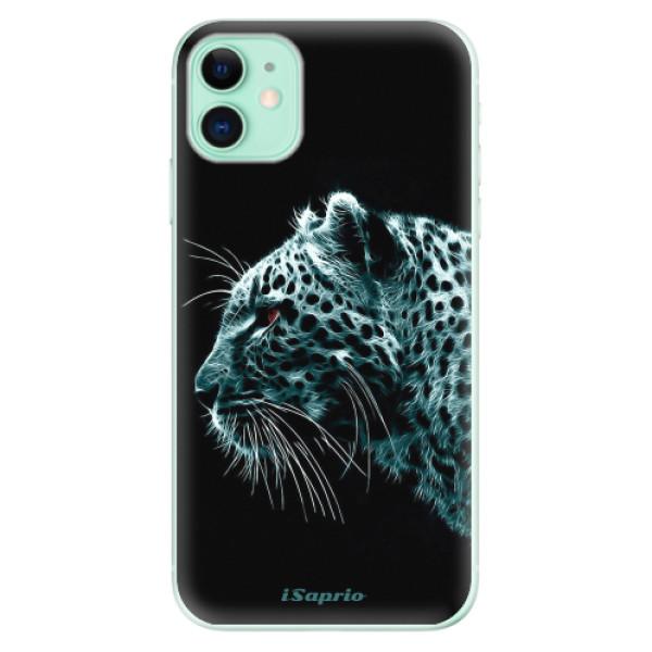 Silikonové odolné pouzdro iSaprio - Leopard 10 na mobil Apple iPhone 11
