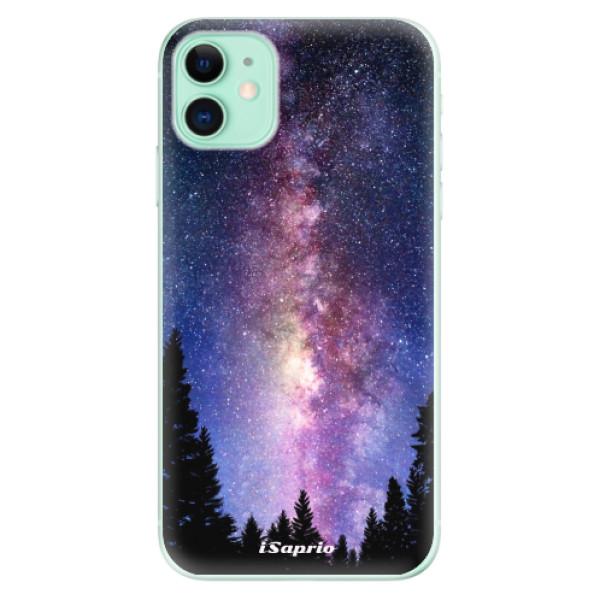 Silikonové odolné pouzdro iSaprio - Milky Way 11 na mobil Apple iPhone 11