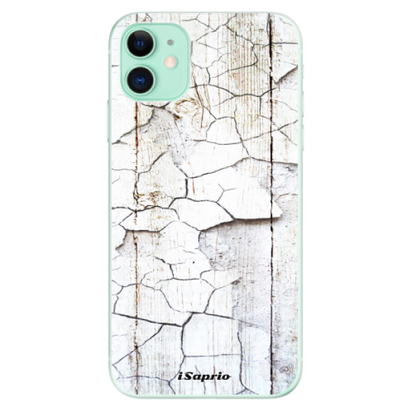 Silikonové odolné pouzdro iSaprio - Old Paint 10 na mobil Apple iPhone 11