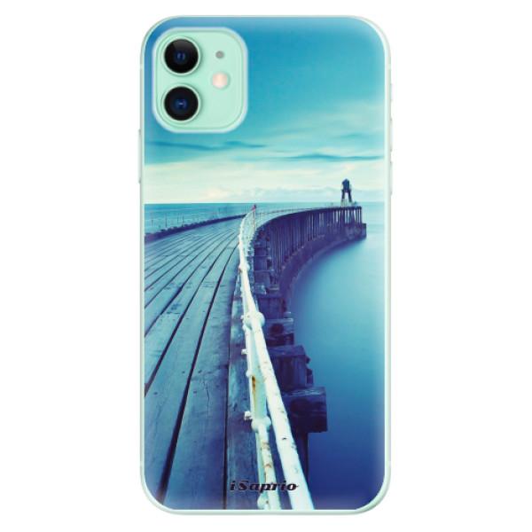 Silikonové odolné pouzdro iSaprio - Pier 01 na mobil Apple iPhone 11